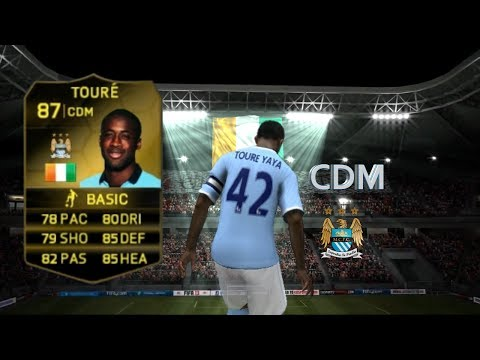 FIFA 14 | FUT | Player Review | IF 87 Yaya Toure | Ep. 14