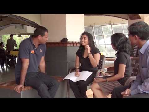 Mass Comm students interview Dr. ABHIJEET BARSE