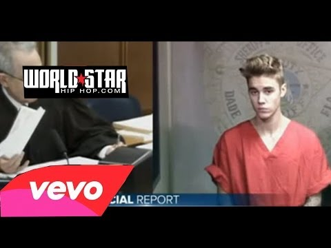 Justin Bieber Trial Footage (Facing DUI & Other Charges!) [HD]