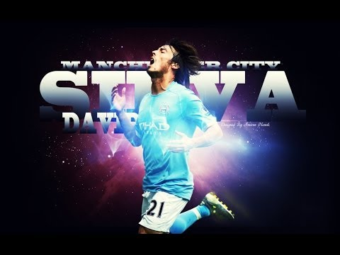 David Silva - The Art of Magic - Goals Skills & Assists - 2013/14 - HD