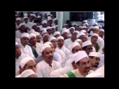 H.Jindan Nouval, Pada Haul H.Ali Habsyi Maret 2011. Part 2.