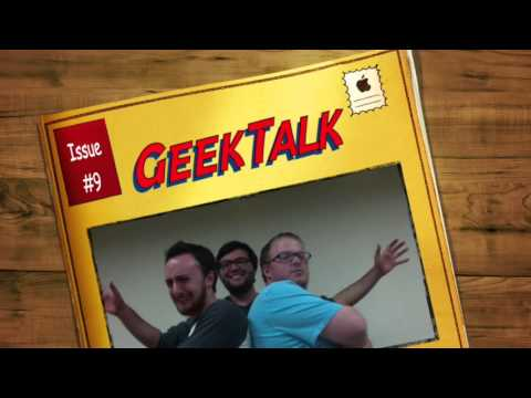 GeekTalk Episode 9: The Upcoming Practical CGI Time Storm