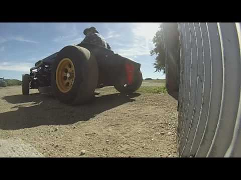 Worlds fastest tractor, The Massey Assassin. With music from redlight king.