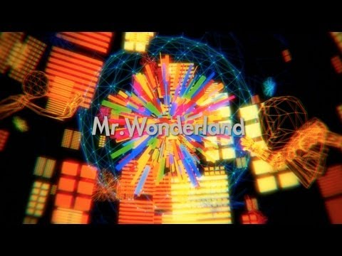 sasakure.UK - Mr. Wonderland feat. Perio / Mr. Wonderland feat. ピリオ