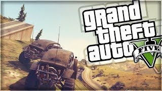 GTA 5 Funny Moments | Epic Race Ending (GTA V Online)