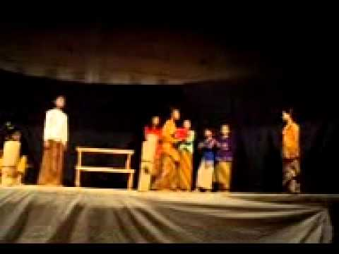 drama anak-anak kampung mayong jepara