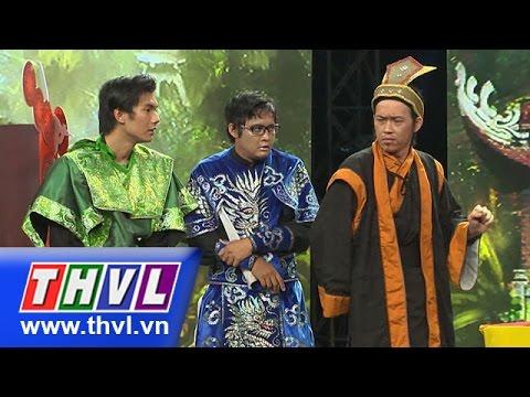THVL | Hội quán tiếu lâm - Tập 13: Buổi trưa -  Hoài Linh, Nhan Quốc Vinh, Ngọc Tưởng...