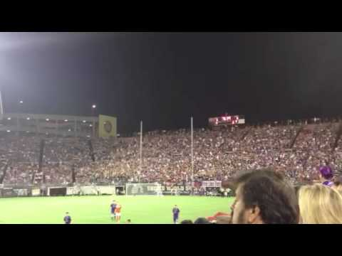 Orlando city soccer championship game fan wave