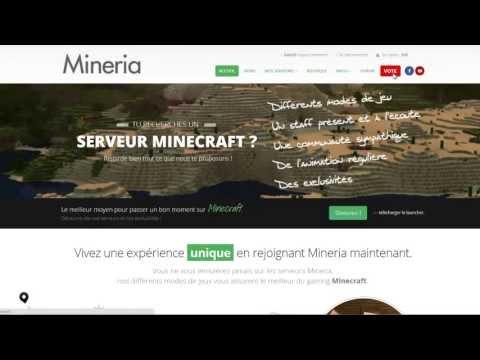 Comment voter pour Mineria !