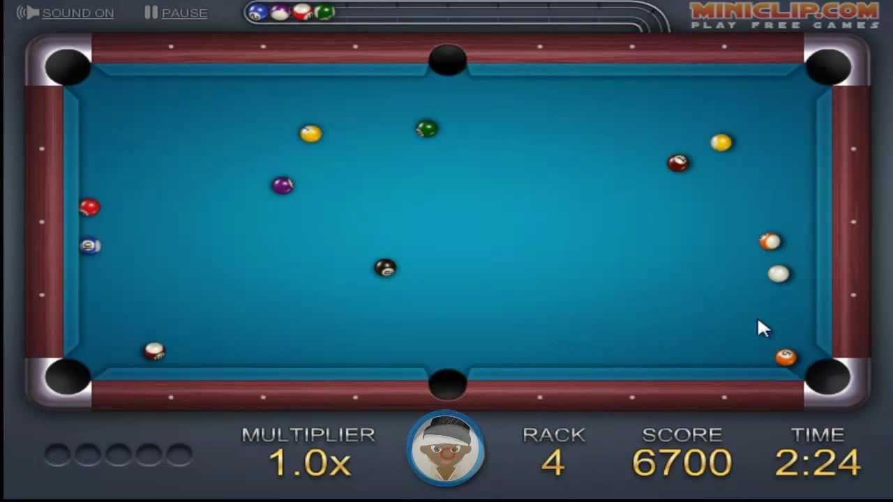 quickfire pool