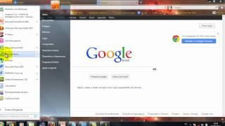 Tirando O Bing De Abertura De Nova Aba Firefox
