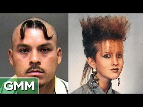 Rhett & Link Review The 25 Worst Hairstyles Ever