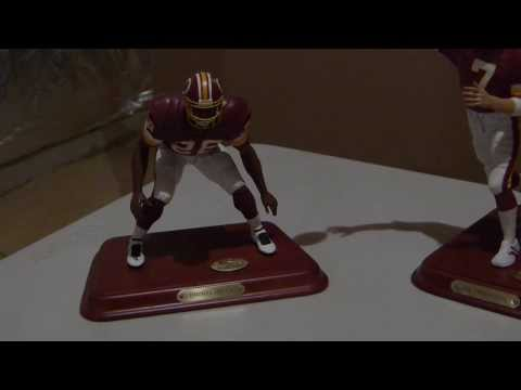 My Danbury Mint Collection (Washington Redskins)