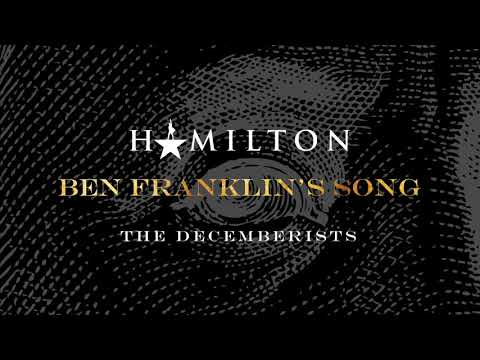 Ben Franklin's Song from Hamildrops [NSFW]