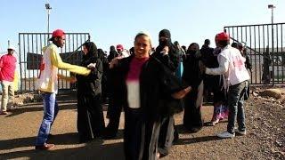 Massive deportation of Ethiopians underway in Saudi Arabia (video)