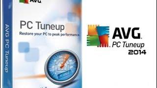 Descargar AVG PC TuneUp 2014 Full En Español