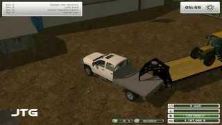 Farming Simulator 2013 Mods- 2013 Chevy 3500 Duramax