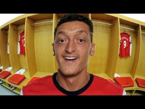 A Thank You Message From Mesut Ozil