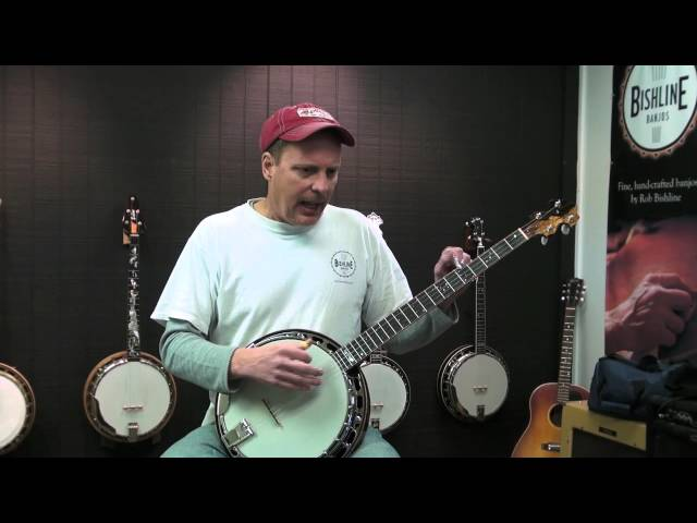 Midnight Moon Woody banjo