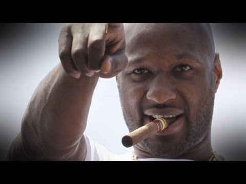Lamar Odom Arrested on LA Freeway for DUI