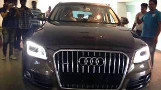Sivakarthikeyan bought Audi car