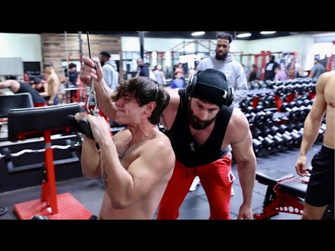 FORCED REPS W/ BRYCE HALL & BLAKE GRAY AT ZOO CULTURE