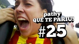 Hao123-Pathy que te Pariu #25 - Parque de Diversões