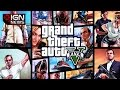 GTA 5 Patch Coming to Xbox One, PS4 Tomorrow - IGN News