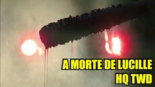A Morte De Lucille - HQ The Walking Dead