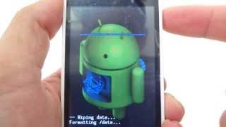 Como Formatar Motorola RAZR D1 E D3 XT916 / XT918 / XT920