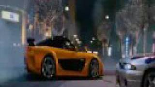 The Fast And The Furious: Tokyo Drift (Music Video