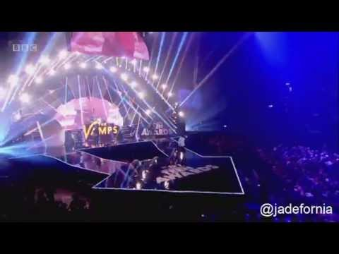 The Vamps ft Shawn Mendes- Oh Cecilia BBC Radio 1 Teen Awards 2014