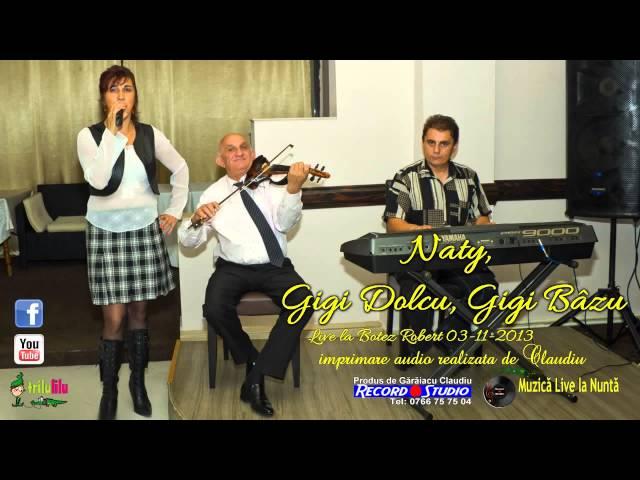Naty si Formatia - M-am distrat in viata LIVE - Imprimare Audio Claudiu Record Studio