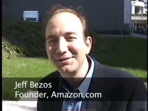 Jeff Bezos 1997 Interview