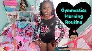 Gymnastics Morning Routine
