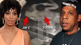 Jay Z ATTACKED by Beyonce's Sister Solange!