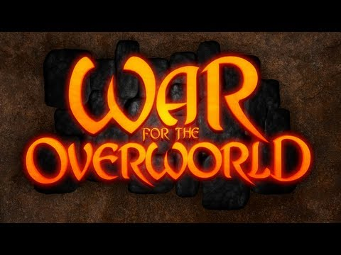 War for the Overworld - New Dungeon Keeper game (Pre-Alpha)