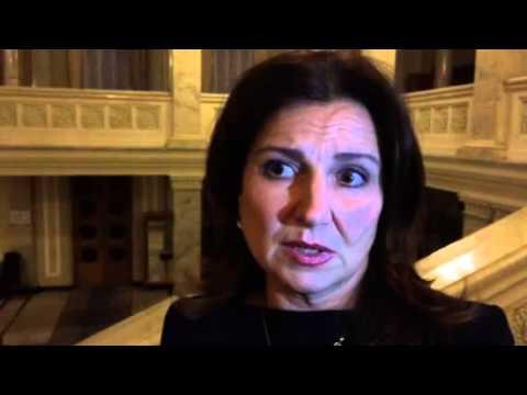 Депутат Инна Богословская говорит о войне