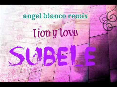 alex aviño & wini dominguez ft lion y love-subele(angel blanco remix) 2013
