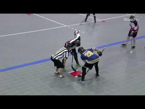 Sask Ball Hockey - Mens C Division Final