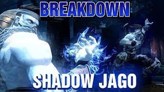 BREAKDOWN: Shadow Jago New Moves - Killer Instinct
