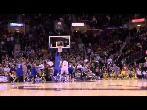 Philadelphia 76ers vs Cleveland Cavaliers 125-127 [9-Nov-13] Kyrie Irving's game-winner