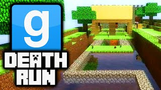 Gmod Deathrun Funny Moments - Chasing Mini, Clutch Reflexes, Together Forever (Gmod Funny Moments)