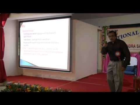 NEED OF AN AYURVEDA DIAGNOSIS - Dr.M.R.Vasudevan Nampoothiri - Part-1/2