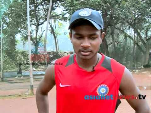 Sanju V Samson, Kerala Cricketer exclusive Interview, Asianet News Sports Time