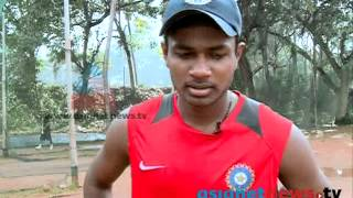 Sanju V Samson, Kerala Cricketer Exclusive Interview