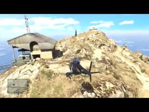 GTA 5 - Illuminati Secret Easter Egg (Grand Theft Auto V Secret Easter Eggs),