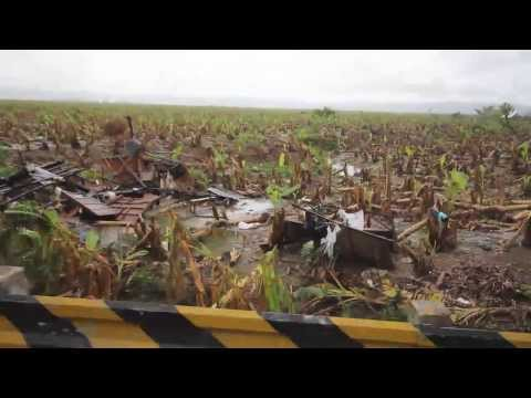 Typhoon Bopha 1 year On