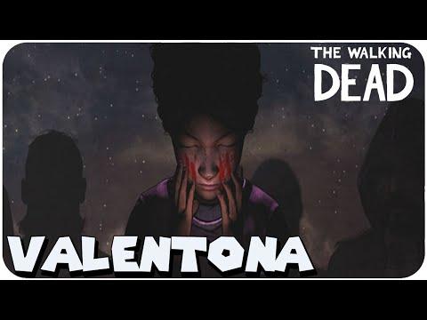 The Walking Dead 2 #15 CLEMENTINE VALENTONA!
