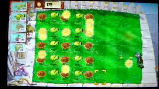 Plants Vs Zombies For PSP